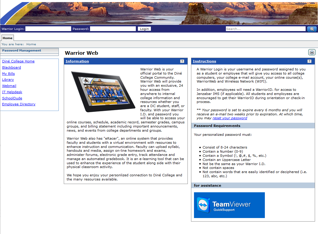 IT for New Students - Main View | Default Page | IT for New